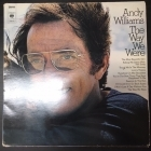 Andy Williams - The Way We Were LP (VG+/VG+) -pop-