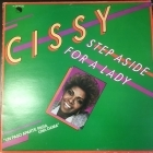 Cissy Houston - Step Aside For A Lady LP (VG+/VG+) -soul-