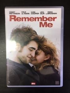 Remember Me DVD (VG+/M-) -draama-