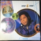 T.C. Curtis - Step By Step LP (M-/VG) -funk-