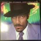 Sweet Pea Atkinson - Don't Walk Away LP (VG+/VG+) -disco-