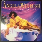 Angela Winbush - The Real Thing LP (VG/VG+) -soul-