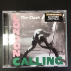 Clash - London Calling (remastered) CD (M-/M-) -punk rock-