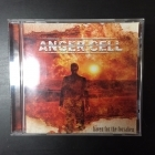 Anger Cell - Haven For The Forsaken CDEP (VG+/M-) -melodic death metal-