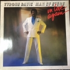 Tyrone Davis - Man Of Stone (In Love Again) LP (VG+/VG+) -soul-