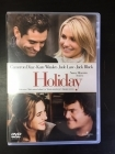 Holiday DVD (VG/M-) -komedia-