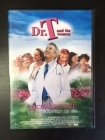 Dr. T And The Women DVD (VG+/M-) -komedia-