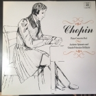 Chopin - Piano Concerto No.1 / Andante Spianato And Grande Polonaise Brillante LP (VG+-M-/VG+) -klassinen-