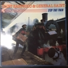 Clint Eastwood & General Saint - Stop The Train LP (VG+/VG+) -reggae-