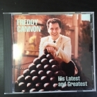 Freddy Cannon - His Latest And Greatest CD (VG+/VG+) -rock n roll-