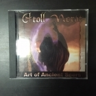 Atoll Nerat - Art Of Ancient Seers CD (VG+/M-) -black metal-