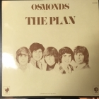 Osmonds - The Plan LP (VG+-M-/M-) -pop-