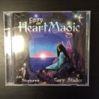 Gary Stadler With Stephannie - Fairy Heart Magic CD (VG+/M-) -new age-