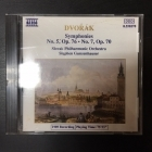 Dvorak - Symphonies Nos.5 And 7 CD (M-/M-) -klassinen-