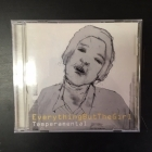 Everything But The Girl - Temperamental CD (VG+/M-) -downtempo-