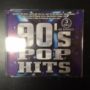 90s Pop Hits 3CD (M-/M-)