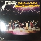 Gary Toms Empire - 7-6-5-4-3-2-1 Blow Your Whistle LP (M-/VG+) -funk-