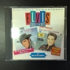 Elvis Presley - Flaming Star / Follow That Dream / Wild In The Country (remastered) CD (M-/M-) -rock n roll-