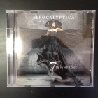 Apocalyptica - 7th Symphony CD (M-/M-) -symphonic heavy metal-
