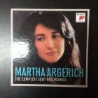 Martha Argerich - The Complete Sony Recordings 5CD (VG+-M-/M-) -klassinen-