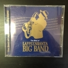 Lappeenranta Big Band - The Best Of CD (M-/VG+) -jazz-