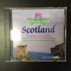 Songs Of Scotland (16 Traditional Favourites) CD (M-/M-)