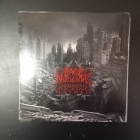 Rage Nucleaire - Unrelenting Fucking Hatred PROMO CD (M-/VG+) -black metal-