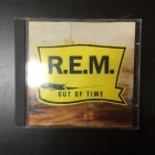 R.E.M. - Out Of Time CD (VG/M-) -alt rock-