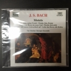 Scholars Baroque Ensemble - Bach: Motets CD (M-/M-) -klassinen-