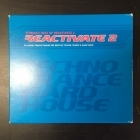 Best Of Reactivate 2 3CD (VG+-M-/VG+-M-)