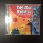 Forbidden Dimension - A Coffinful Of Crows CD (M-/M-) -horror punk-
