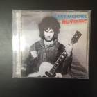 Gary Moore - Wild Frontier (remastered) CD (VG/M-) -hard rock-