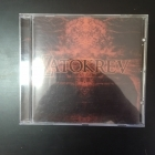 Zatokrev - Zatokrev CD (M-/M-) -doom metal/sludge metal-