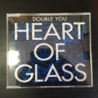 Double You - Heart Of Glass CDS (M-/M-) -dance-