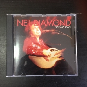 Neil Diamond - Solitary Man CD (M-/M-) -soft rock-