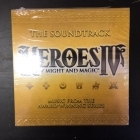 Heroes Of Might And Magic IV - The Soundtrack CD (M-/M-) -soundtrack-