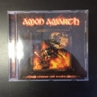 Amon Amarth - Versus The World CD (VG+/M-) -melodic death metal-
