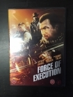 Force Of Execution DVD (VG/M-) -toiminta-