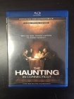 Haunting In Connecticut (special edition) Blu-ray (VG+/M-) -kauhu-