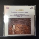 Lynda Russell - Mahler: Synphony No.4 In G Major CD (M-/M-) -klassinen-