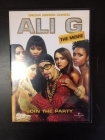 Ali G Indahouse - The Movie DVD (VG/M-) -komedia-
