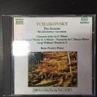 Ilona Prunyi - Tchaikovsky: The Seasons CD (M-/M-) -klassinen-