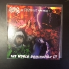 World Domination III PROMO CD (VG+/VG+)