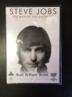 Steve Jobs - The Man In The Machine DVD (avaamaton) -dokumentti-