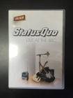 Status Quo - Live At The BBC DVD (M-/M-) -hard rock-