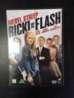 Ricki And The Flash DVD (VG+/M-) -komedia-
