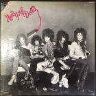 New York Dolls - New York Dolls (US/SRM-1-1675/1973) LP (VG+/VG+) -glam rock-