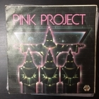 Pink Project - Disco Project / Instrumental Project 7'' (VG/VG+) -disco-