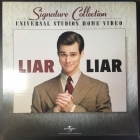 Liar Liar (signature collection) LaserDisc (VG+-M-/M-) -komedia-