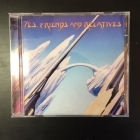 Yes - Yes, Friends And Relatives 2CD (VG+-M-/M-) -prog rock-